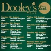 Dooley's Bar Derry for the All Ireland Fleadh